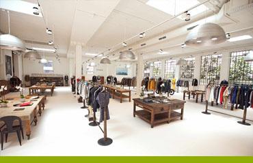 Software per showroom, negozi di moda e abbigliamento